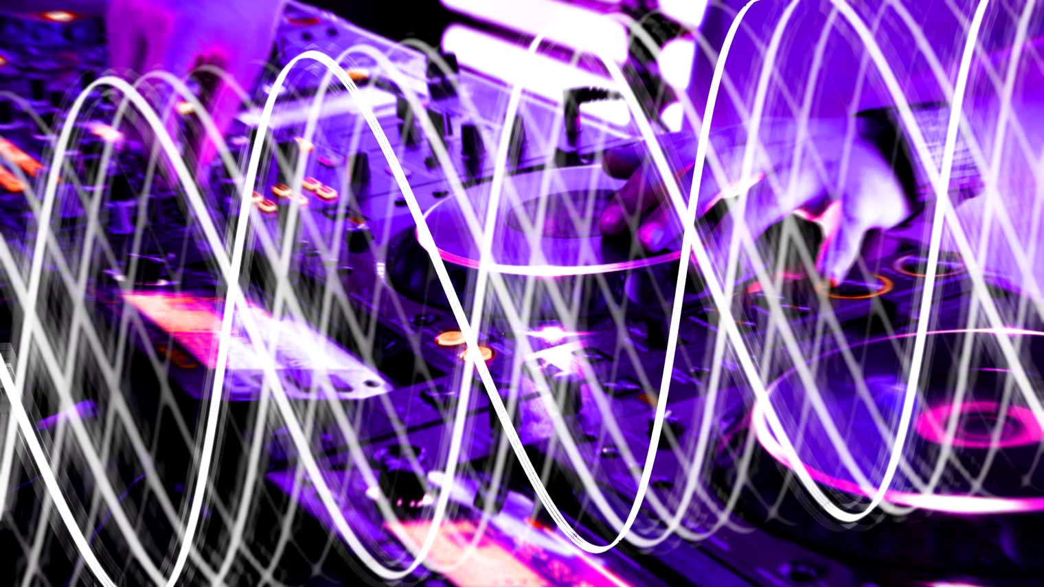 Music Visualizer, VJ Software & Beyond: Magic Music Visuals